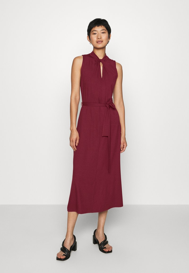 Expresso - HASSE - Jersey dress - berry