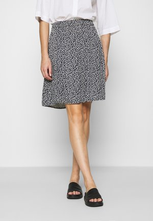 LAURALEE RAYE SKIRT - A-line skirt - dark blue