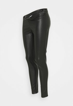 PCMDOCRO - Leggingsit - black