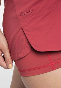 Haglöfs - LITE SKORT - Sports skirt - brick red - 3