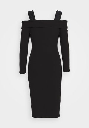 FABIANA  - Jumper dress - jet black