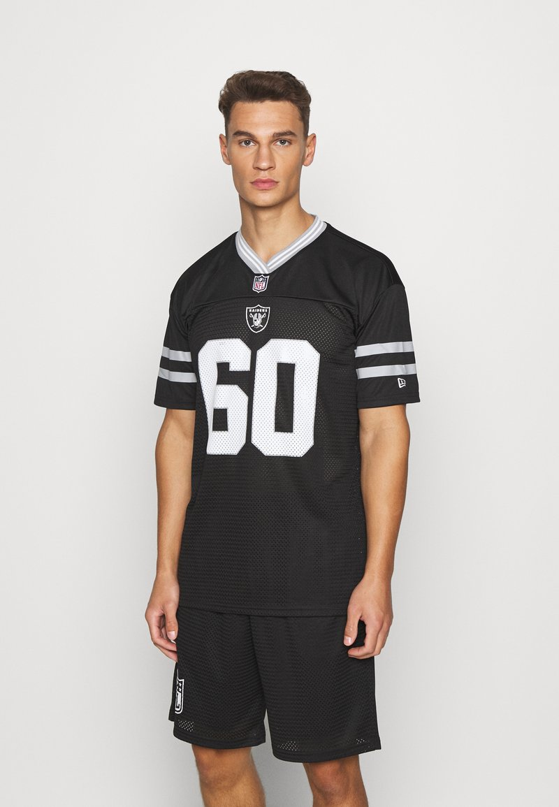New Era - NFL LAS VEGAS RAIDERS - Klubové oblečení - black