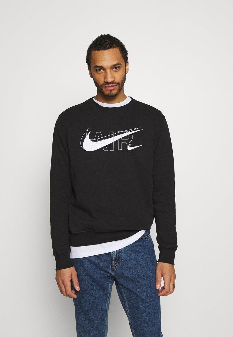 Nike Sportswear - CREW PACK - Felpa - black