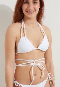 Tezenis - Bikini pezzo sopra - bianco - 0