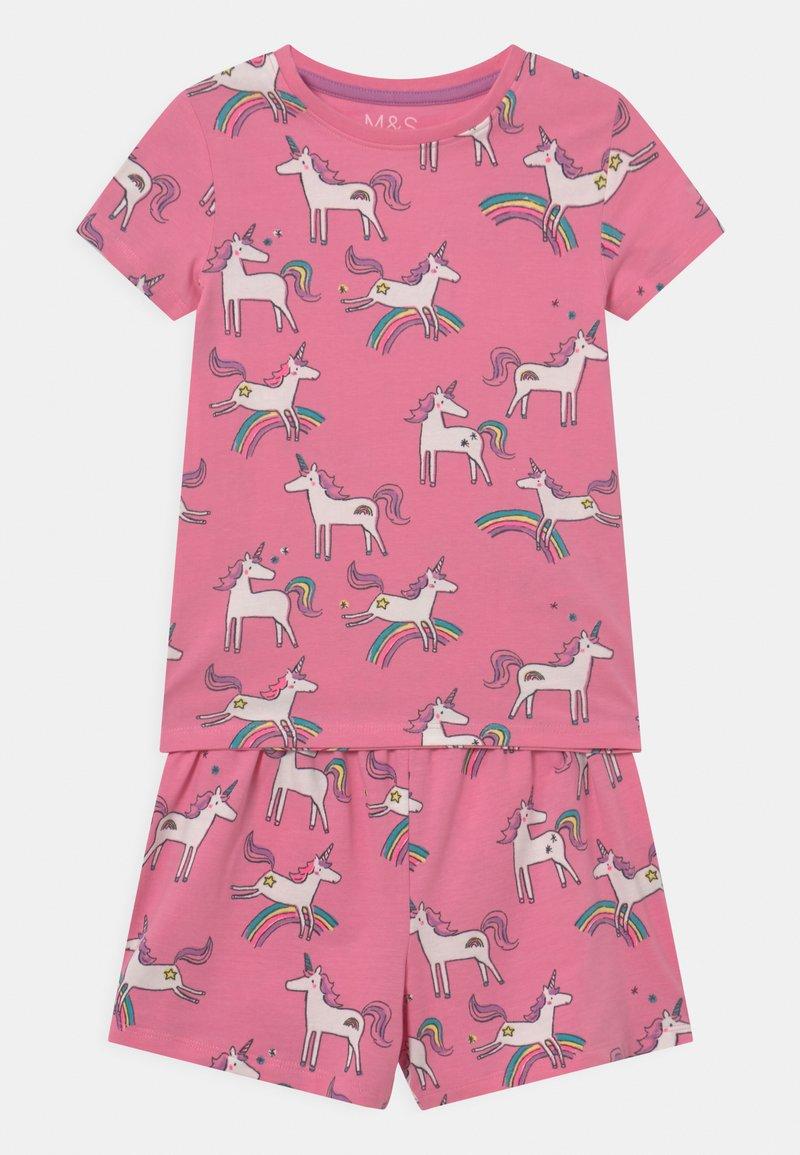 Marks & Spencer London - UNICORN - Pyjama set - pink