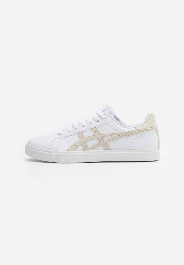 CLASSIC  - Sneakersy niskie - white/smoke grey