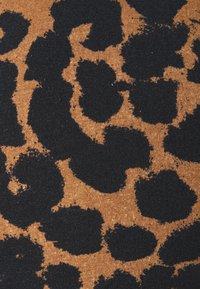LOVE Stories - JOY - Bikini top - multicoloured/black/brown - 2
