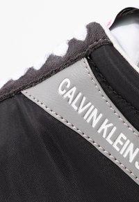 Calvin Klein Jeans - JILL - Trainers - black - 2