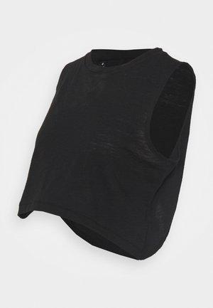 MATERNITY ALL THINGS FABULOUS TANK - Top - black
