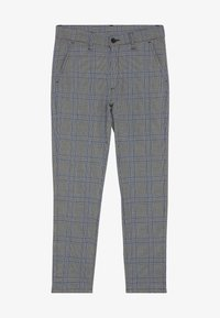 Grunt - DUDE CHECK - Suit trousers - blue - 2