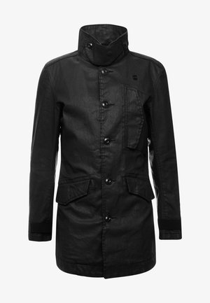 SCUTAR UTILITY TRENCH - Short coat - dk aged