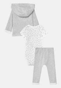 Carter's - SET UNISEX - T-shirt med print - mottled grey - 1