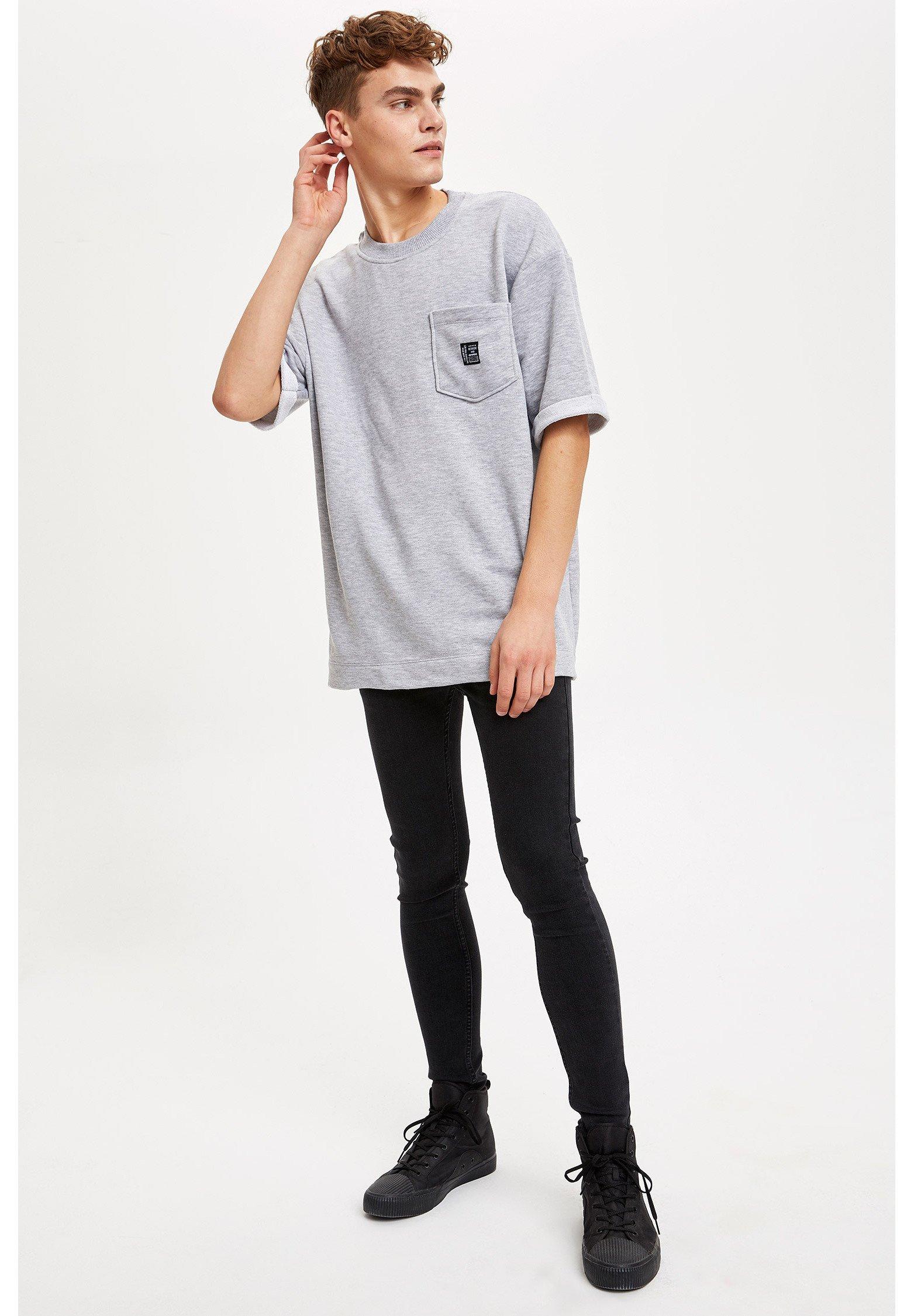 Homme OVERSIZED - T-shirt basique