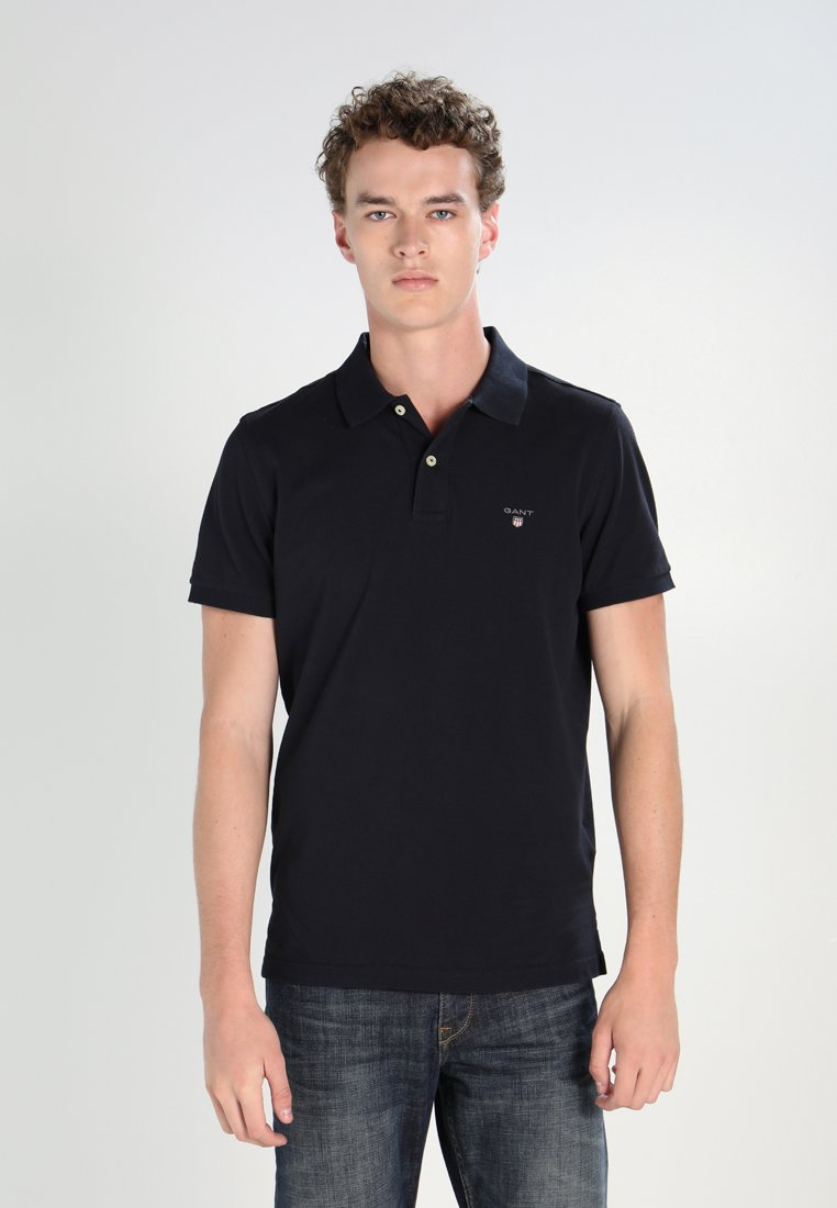 GANT - THE ORIGINAL RUGGER - Polo - marine