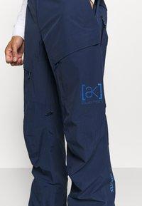 Burton - GORE SWASH DRESS - Snow pants - dress blue - 5