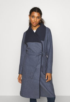 VIBIAS COAT - Classic coat - navy blazer