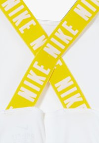 Nike Performance - DRY TANK ELASTIKA - Sportshirt - white/speed yellow - 3