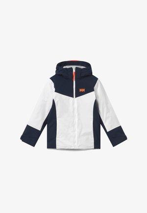 DIVINE - Snowboardová bunda - white