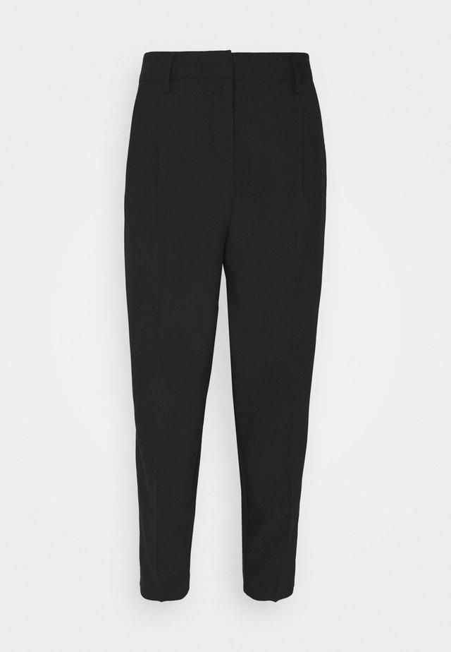 CINDY DAGNY PANT - Bukser - black