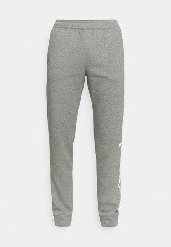 CUFF PANTS - Tracksuit bottoms - grey