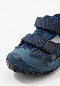 Pax - SAVIOR UNISEX - Walking sandals - navy - 2