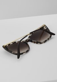 Prada - Sunglasses - mottelt brown - 4