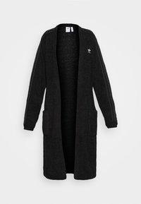adidas Originals - KIMONO - Cardigan - black - 4