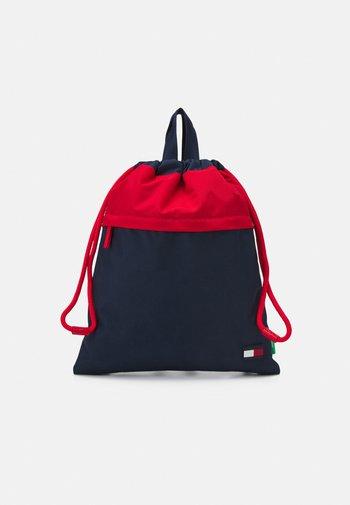 CORE DRAWSTRING UNISEX - Drawstring sports bag - blue