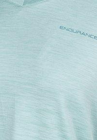 Endurance - MAJE - Sports shirt - blue haze - 2