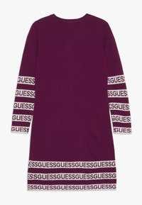 Guess - JUNIOR DRESS - Sukienka dzianinowa - baies sauvages - 1