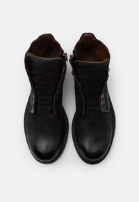 A.S.98 - CAMDEN - Lace-up ankle boots - nero - 3