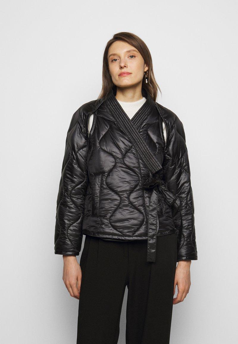 3.1 Phillip Lim - UTILITY JACKET - Winter jacket - black