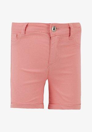 Denim shorts - pink