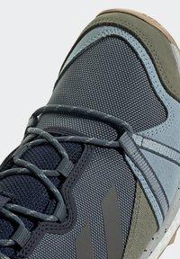 adidas Performance - TERREX SKYCHASER LT BLUESIGN HIKING SHOES - Kletterschuh - blue - 9