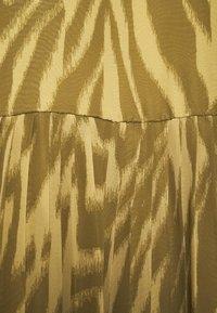 Object Petite - OBJZANIA  DRESS - Day dress - khaki - 5