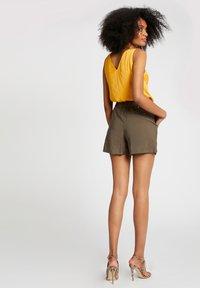 Morgan - Shorts - khaki - 2