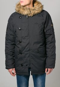 Alpha Industries - Parka - black - 1