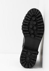 Head over Heels by Dune - PRIYANKAA - Cowboystøvletter - black - 6