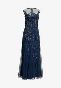 Lace & Beads Petite - MALIA MAXI - Společenské šaty - blue - 5