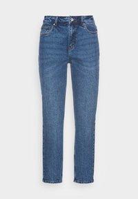 Vero Moda - VMBRENDA  - Straight leg jeans - dark blue denim - 3