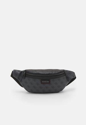 VEZZOLA BUM BAG UNISEX - Bum bag - black