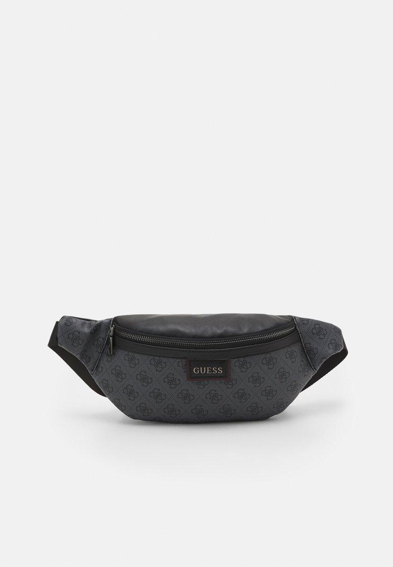 Guess - VEZZOLA BUM BAG UNISEX - Bum bag - black