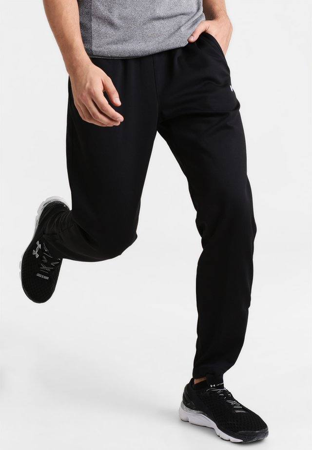 ELBA - Tracksuit bottoms - black