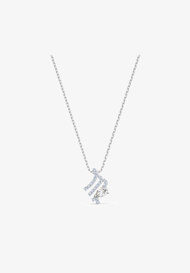 ZODIAC II VIRGO - Necklace - white