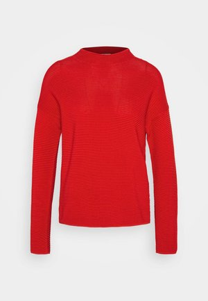 OTTOMAN - Jumper - strong red