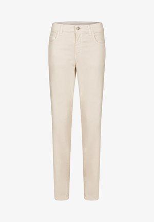 Jeans Skinny Fit - hellgelb