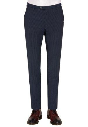 CEDRIC - Suit trousers - blue