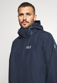 Jack Wolfskin - ARLAND 3 IN 1 - Outdoorjacke - night blue - 3