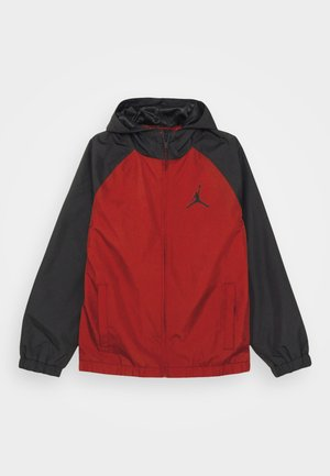 JUMPMAN UNISEX - Wiatrówka - gym red