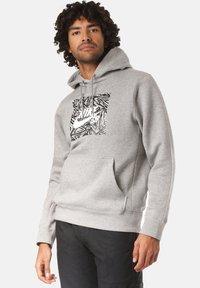 Nike SB - Hoodie - grey - 0